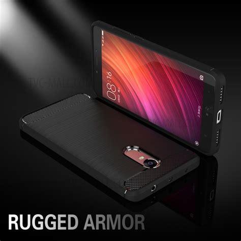 Xiaomi Redmi Note 4 Pro Mediatek Carbon Casing Cover Soft Sarung carbon fibre brushed tpu for xiaomi redmi note 4