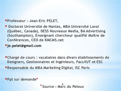 Laval Universite Mba by La Promotion Des Ventes La Communication Evenementielle