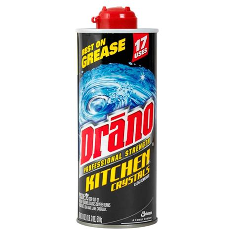 instant power 33 8 oz disposal and drain cleaner lemon