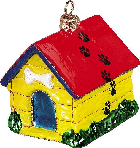 cat house christmas ornament house ornament happy holidayware