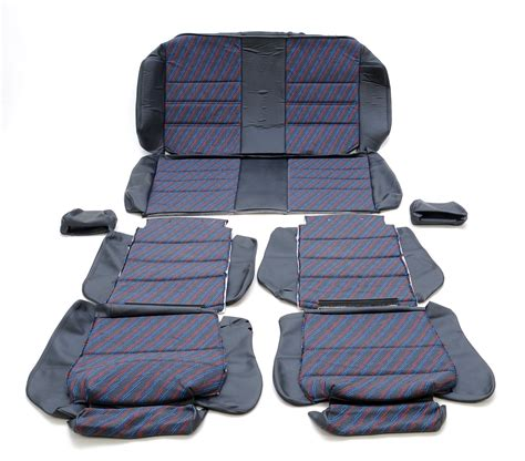 Upholstery Kit For Car Seats by Bmw E30 Mtech Evo3 Upholstery Seat Kit Kassel Performance