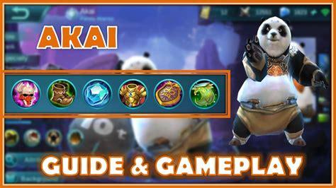 Mobile Legends Akai 2 mobile legends akai guide gameplay high elo guide 13