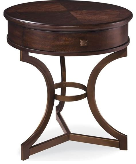 Table R by A R T Furniture Intrigue End Table Transitional