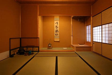 japanese room traditional japanese arts the tea ceremony cha no yu