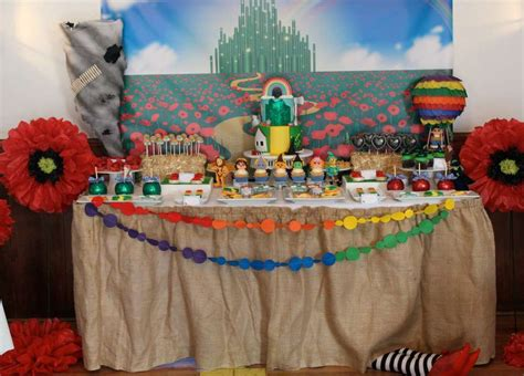 Wizard Of Oz Baby Shower by Wizard Of Oz Baby Shower Ideas Photo 5 Of 36