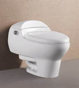 Siphonic One Piece Ceramic Toilet Bowl