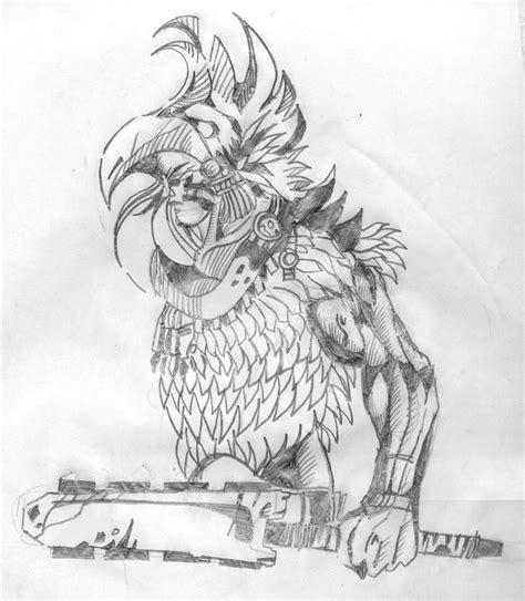 imagenes de angeles aztecas dibujos aztecas para tatuajes cerca amb google