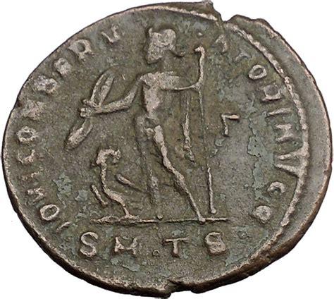 Daia 60 Gram maximinus ii daia large authentic ancient coin