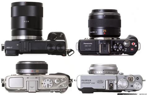 best compact system with viewfinder sony nex 7 in depth review digital photography review