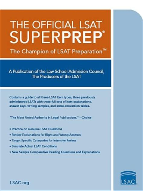 How Many Sections Are On The Lsat by Official Lsat Preptests Cambridge Lsat