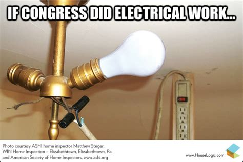 Electrical Meme - funny fail meme if congress did electrical work