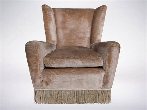 cozy armchair cozy wingback armchair in the style of paolo buffa from the 1960s for sale at 1stdibs