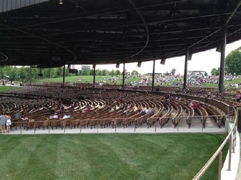 bethel woods seating inside view toward stage picture of bethel woods center