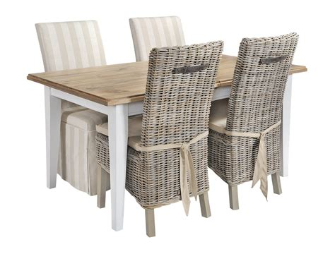 rattan kitchen furniture dining room wicker kitchen table rattan dining chairs
