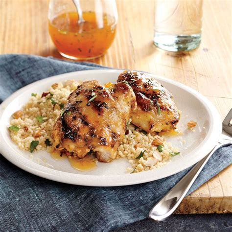 apricot glazed chicken thighs cooking light 185 best recipes cooking images on kitchens