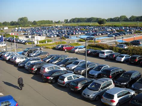 car park file lille lesquin international airport car park jpg