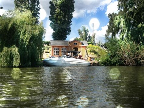 Cabin On The River by 258 Sq Ft Tiny River Cabin
