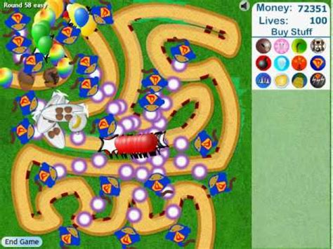 Bloons tower defence 3 ownage youtube