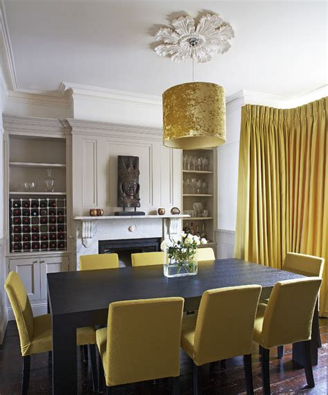gold dining room gold dining room contemporary dining room other