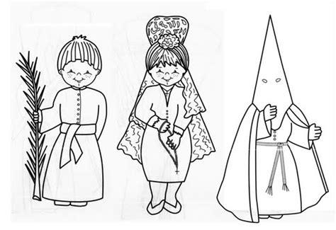 dibujos infantiles para colorear semana santa dibujos de la semana santa imagui