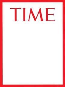 magazine cover page template free time magazine cover template wordscrawl