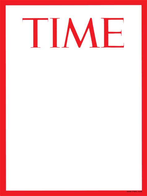 free magazine cover template time magazine template new calendar template site