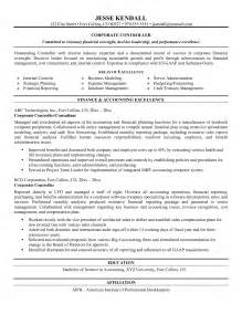 Financial Controller Resume Sle by Assistant Financial Controller Resume Sales Assistant