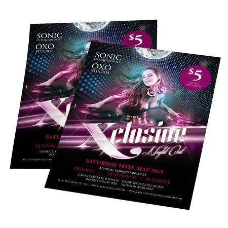 club flyer quality club flyers printing uprinting