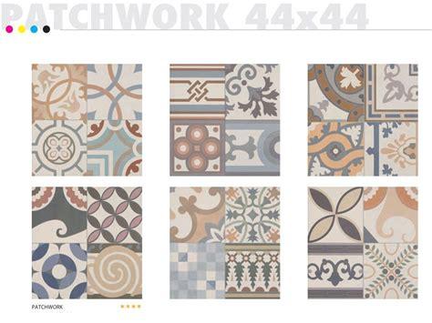 Carreaux De Ciment Patchwork 1350 by Carrelage 44x44 Patchwork Realonda Carrelage 1er Choix