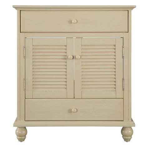 Country Bathroom Vanities Home Depot Home Decorators Collection Cottage 30 In W Bath Vanity