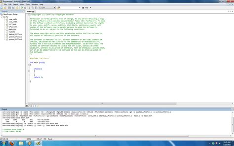 gcc ffunction sections sagar s blog code sourcery g lite and programmer s