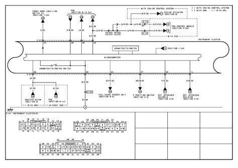 repair guides instrument cluster 2003 instrument cluster wiring diagram a autozone repair guides instrument cluster 2003 instrument cluster wiring diagram b autozone