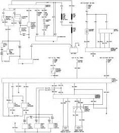 1994 toyota pickup wiring diagram 1994 free engine image