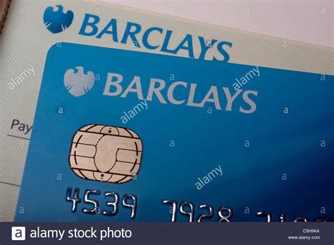 reset online banking barclays barclays debit card and cheque book stock photo royalty