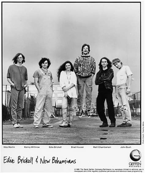 the new bohemians edie brickell new bohemians promo print 1988 wolfgang s