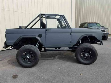 ford bronco for sale 1969 ford bronco for sale classiccars cc 994687