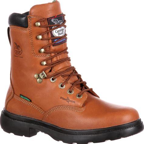 mens farm boots boot s farm ranch comfort 174 work boots