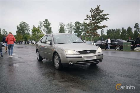 Ford Mondeo Hatchback 2 0 Manual 145hp 2002