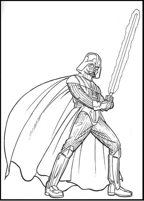 97 Best Images About Color Me Happy On Pinterest Adult Darth Vader Coloring Pages To Print