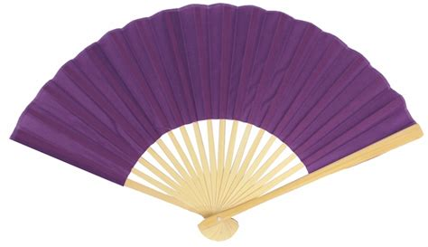 where to buy hand fans in stores 9 quot dark purple silk hand fans for weddings 10 pack on