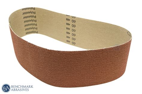 1 in sanding belts 40 ceramic 4 quot x 36 quot ceramic sanding belt benchmark abrasives