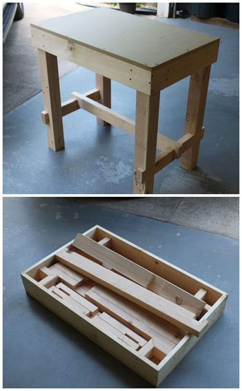 collapsible workout bench the 25 best portable workbench ideas on pinterest miter