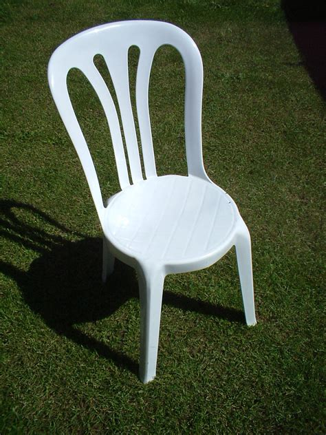 White Bistro Chair Chairs Tables Whitehothire Furniture Hire