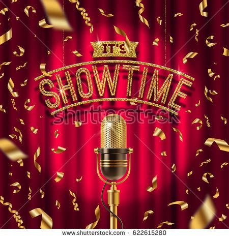 Show On The Date by Showtime Stock Images Royalty Free Images Vectors