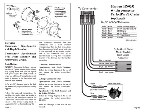 omc instrument wiring diagram wiring diagram
