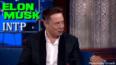 Elon Musk Intp | intp celebrities famous people myers briggs mbti types
