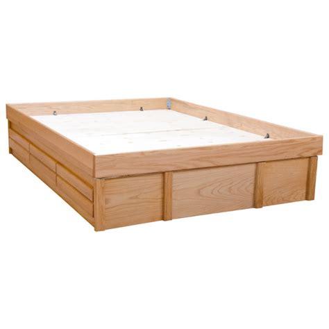 oak platform bed oak queen platform bed bfca325