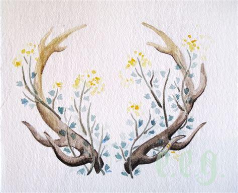 elk antler tattoo www pixshark com images galleries