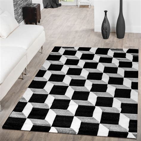 designer teppiche designer teppich wohnzimmer w 252 rfel geo design 3d optik