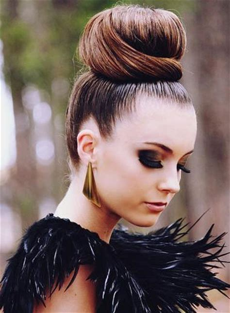 bun hairstyle big index of wp content uploads 2012 11
